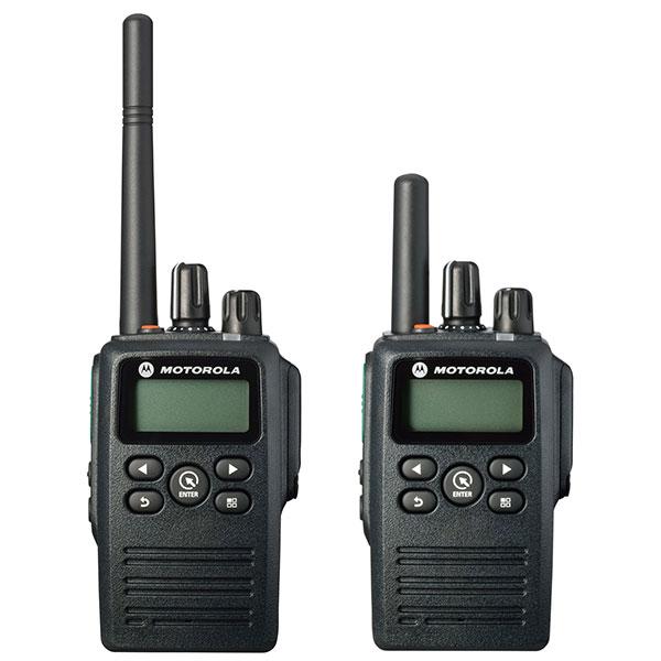 簡易業務用無線機 登録局 GDR4800