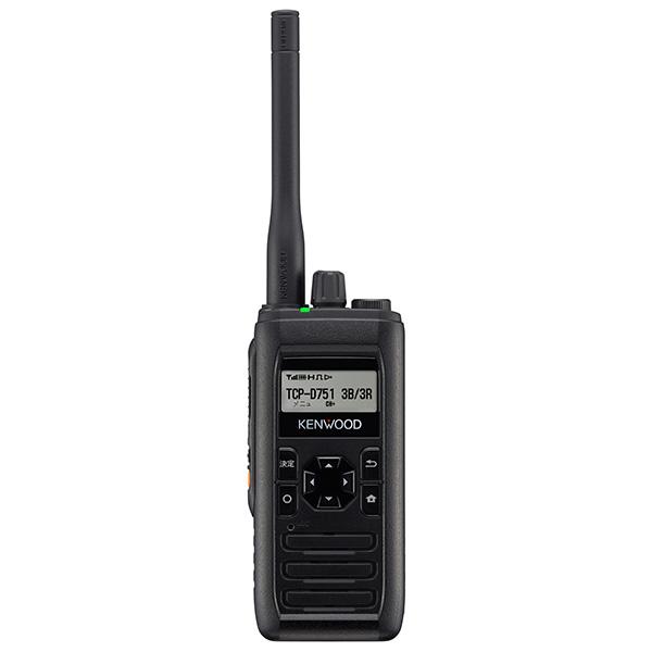 簡易業務用無線機 免許局 登録局 インカム TCP-D751CT ケンウッド KENWOOD